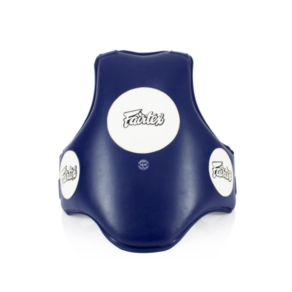 TV1 - Trainer's Protective Vest - Fairtex - TV1 - Blue