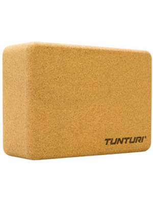 Yoga Block - Tunturi - 'Cork'