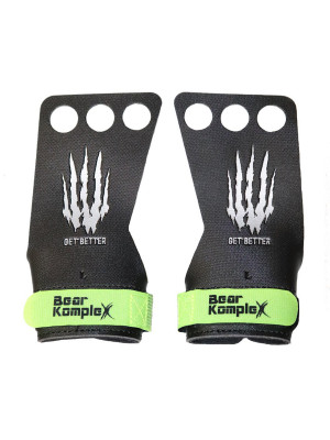Grips - Bear Komplex -  '3 Hole - Black Diamond'