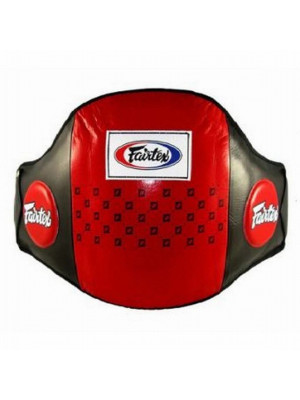 Bellypad - Fairtex - BPV1 - Bodyarmor - Black/Red