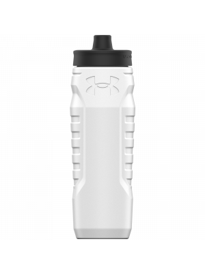 Water bottle - Under Armour - Sideline Squeeze - White - 950 mm