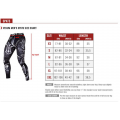 Tights -Venum Contender 4.0 Spats - Black/Grey-White